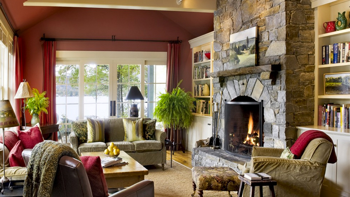 Fireplace Placement