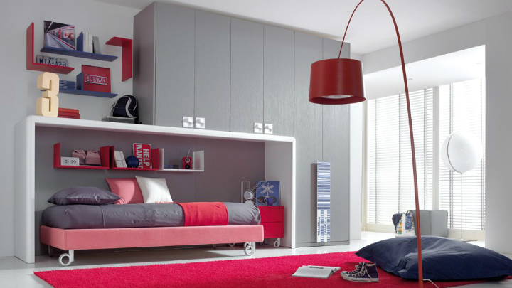 transform a child's room