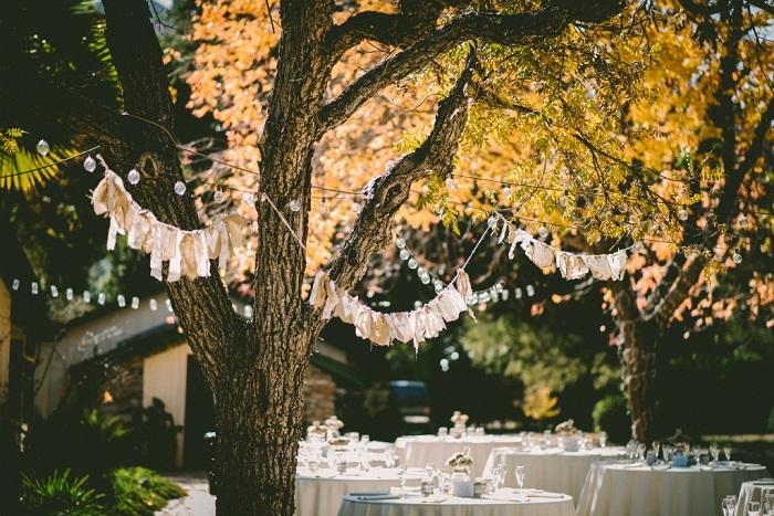 Beautiful country wedding