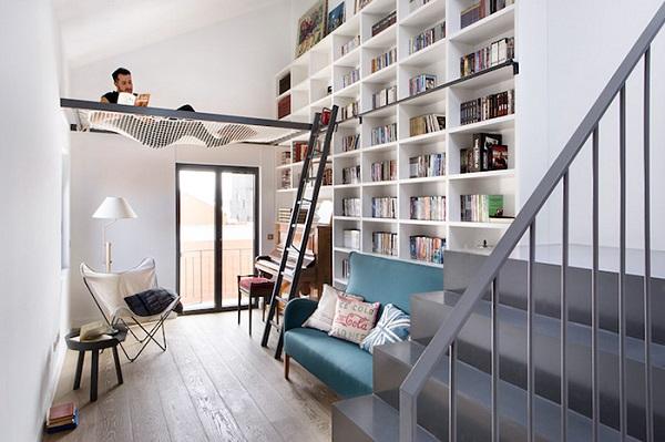 10 reading corners