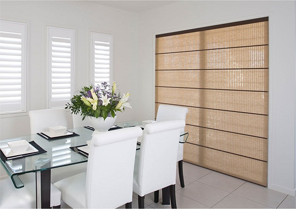 Lend Your House an Elegant Classical Feel with Roman Blinds
