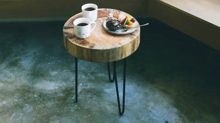 wooden-side-table