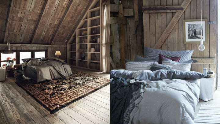 bedroom-with-rustic-style