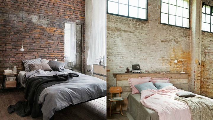 bedroom-with-industrial-style