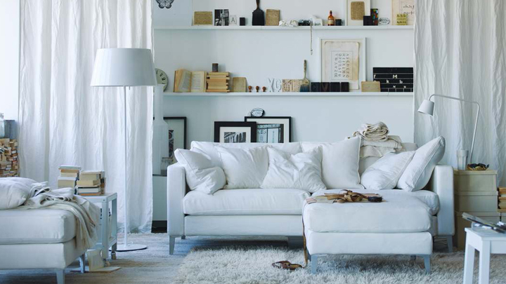 The best sofas for small spaces real and origin - Best sectionals for small spaces ...