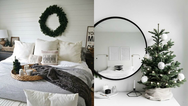 Christmas Decor Bedroom